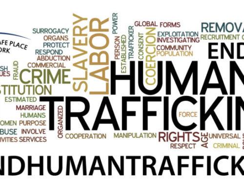Enero es el Mes Nacional de la Prevención de la Esclavitud y la Trata Humana